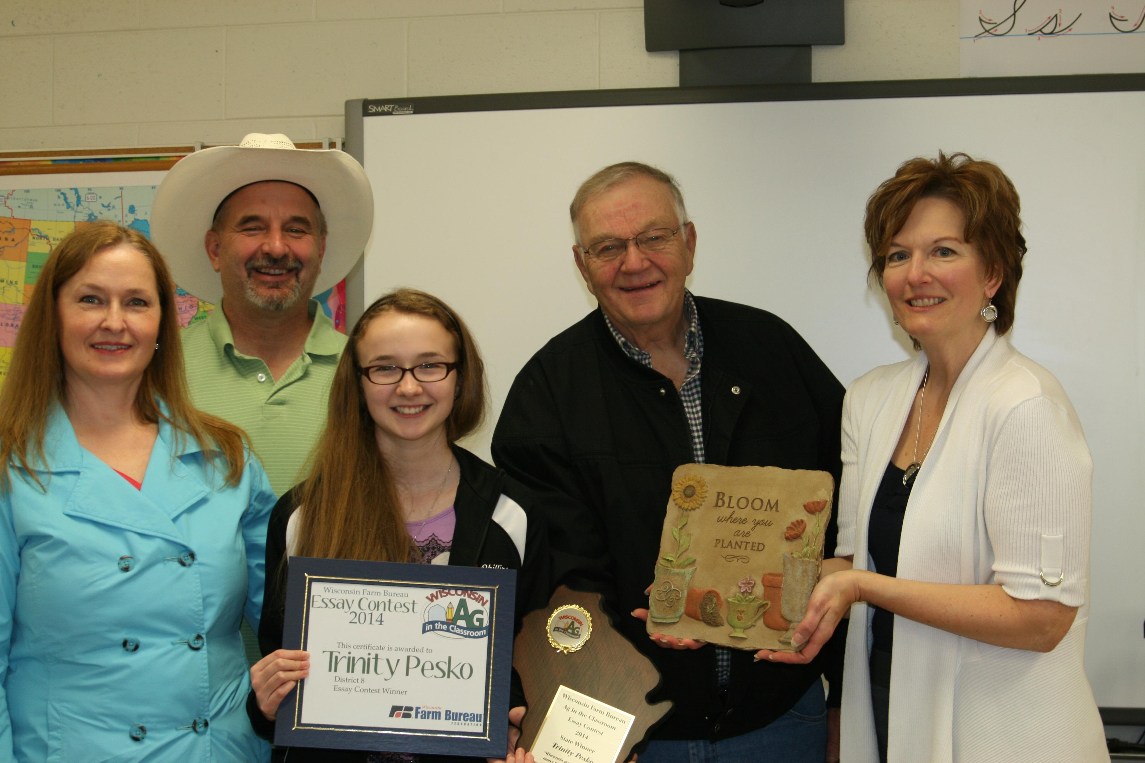 essay contest grants