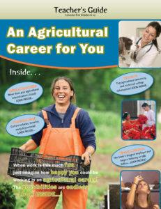 An Ag Career for You Teacher Guide