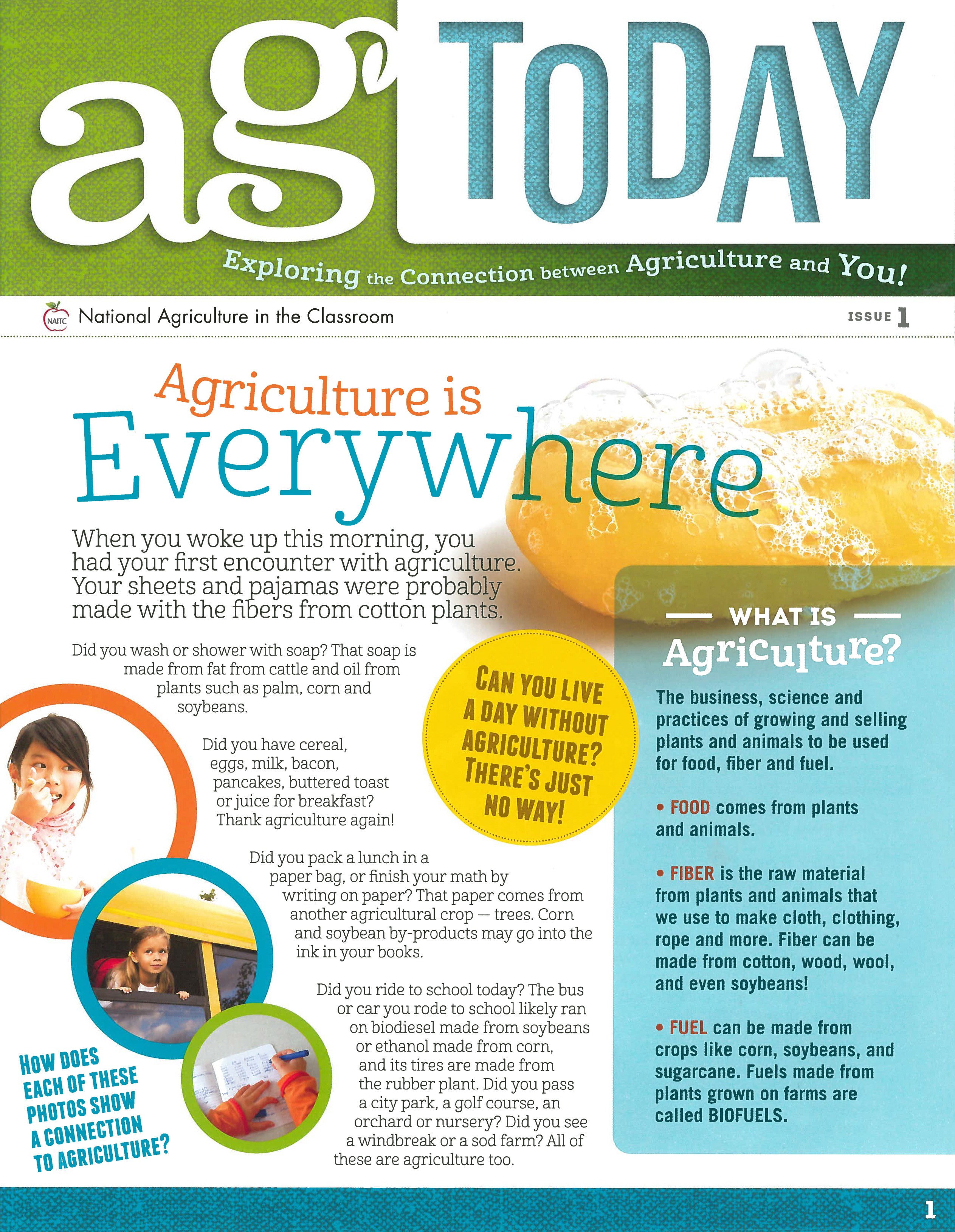 Ag Today Issue 1