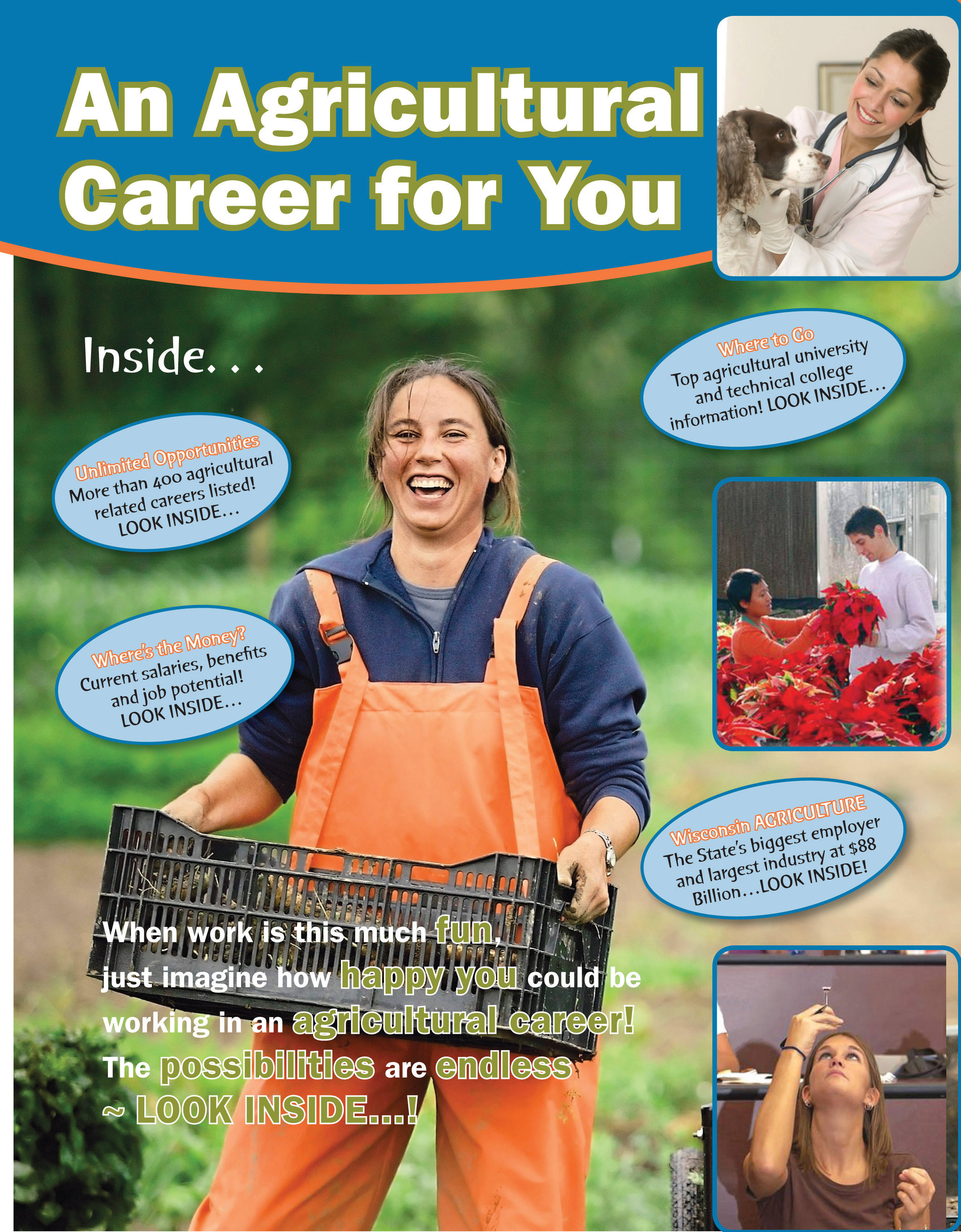 An Ag Career for You Student Cover