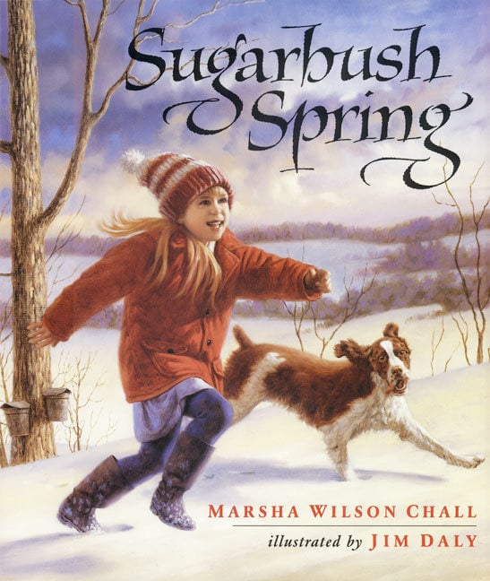 Sugarbush Spring Cover