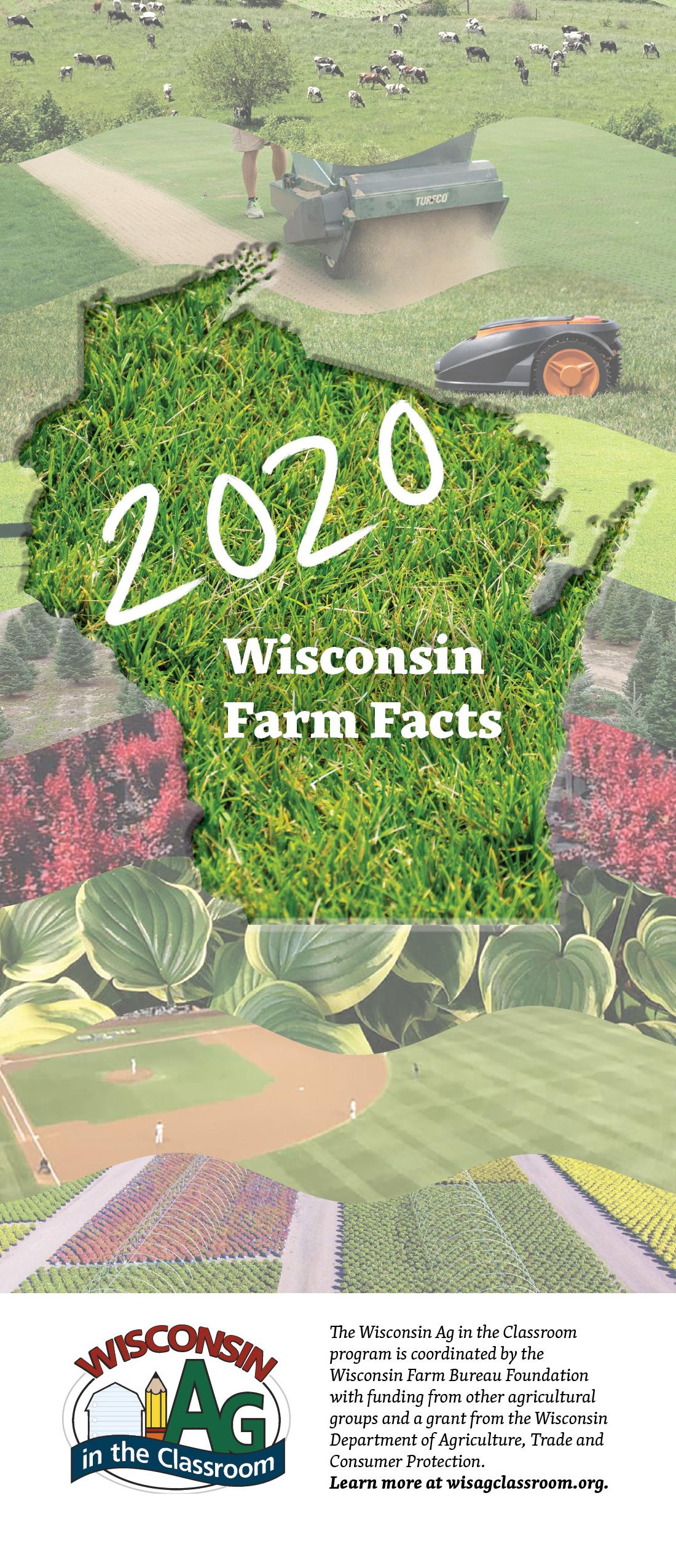 Wisconsin Farm Facts 2020