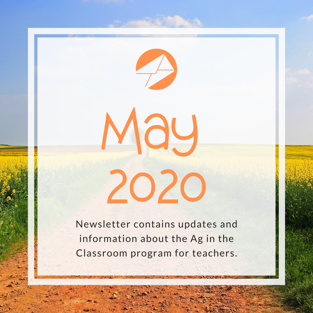 May 2020 Ag in the Classroom newsletters (1)