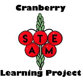 STEAM Cranberry logo