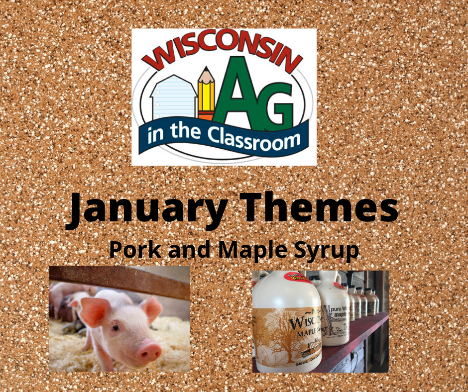 January Pork and Maple Syrup