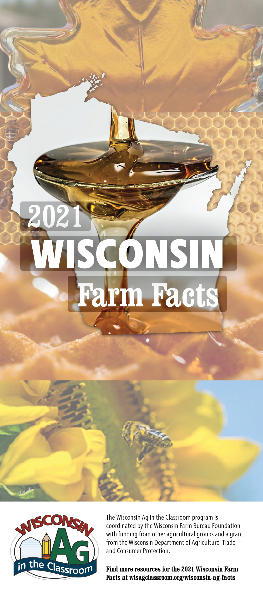 Wisconsin Farm Facts 2021_cover