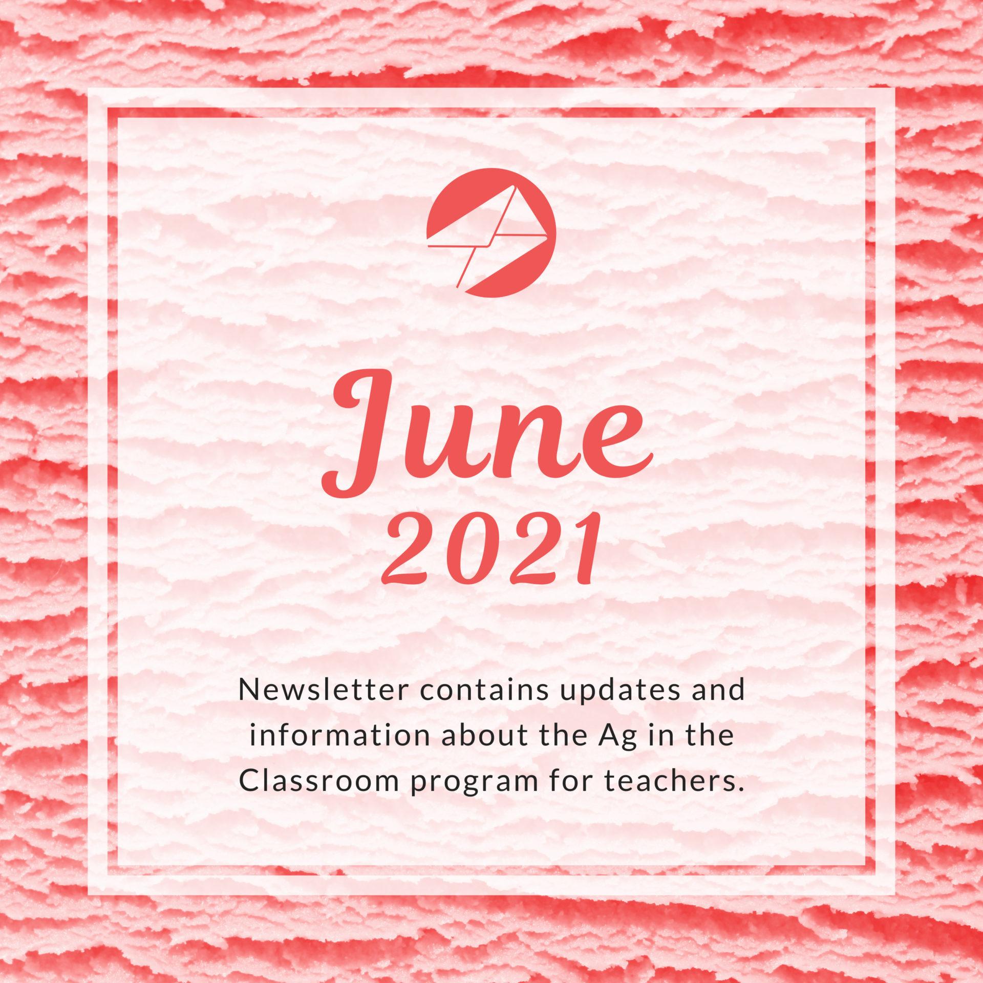 June 2021 Teachers