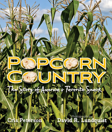 Cover- Popcorn Country