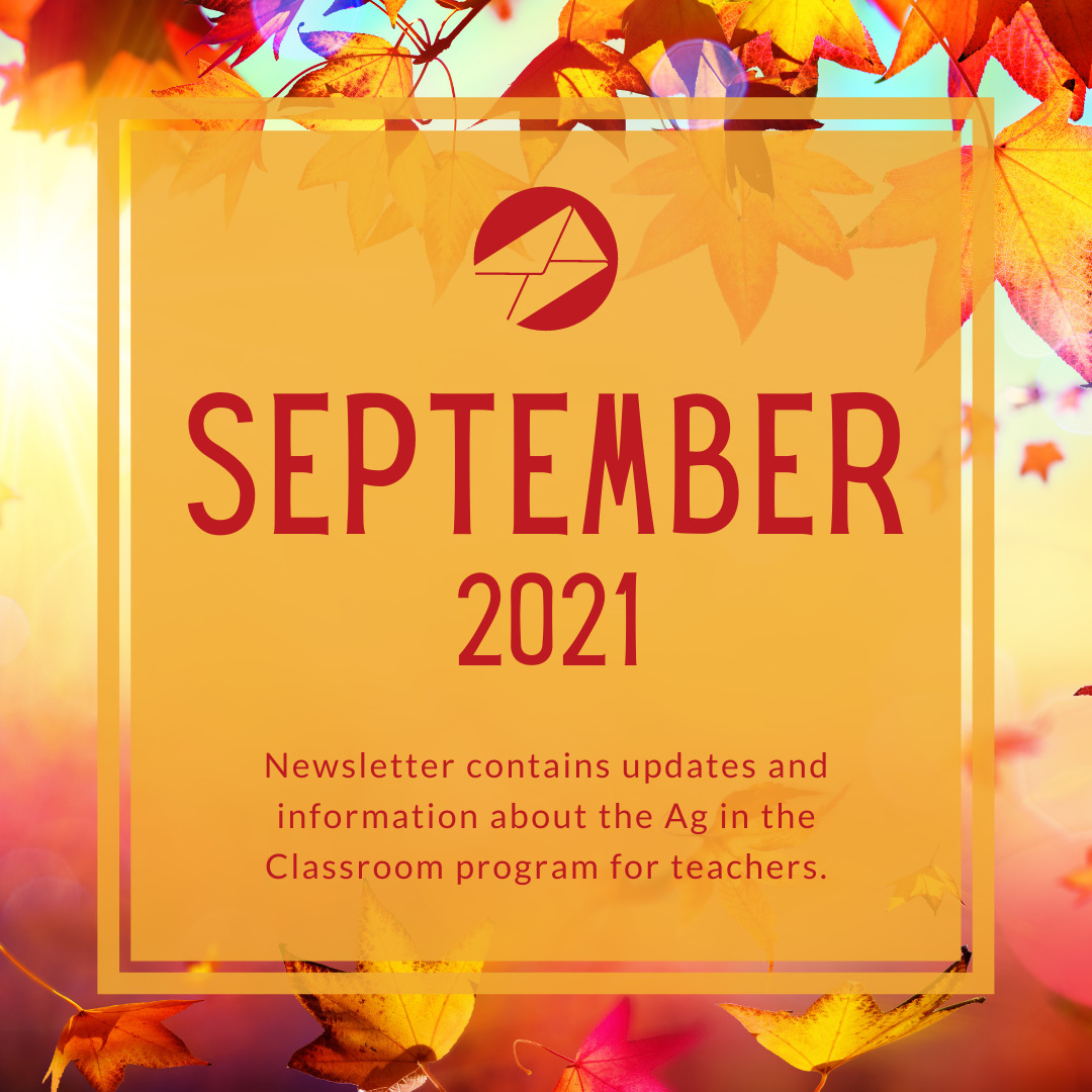 Ag in the Classroom newsletters